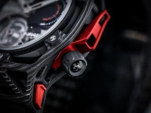 Hublot Techframe Ferrari 70 Years – Tourbillon Chronograph