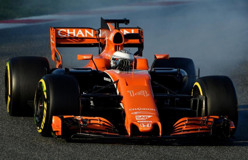 McLaren MP4-32