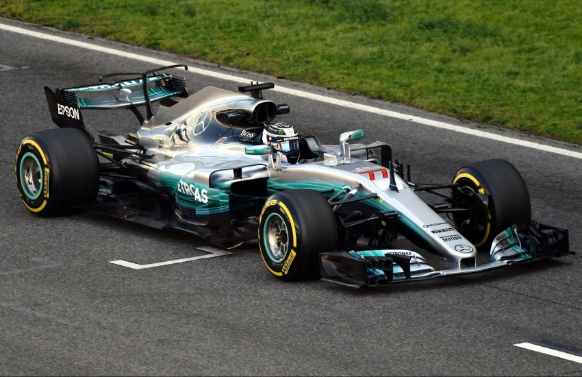 Mercedes-AMG W08 EQ Power+