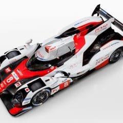 Toyota Gazoo Racing dévoile sa nouvelle LMP1-H : La TS050 Hybrid 2017