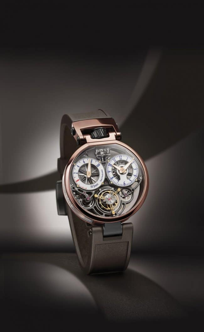 Bovet OttantaSei 10-Day Tourbillon by Pininfarina