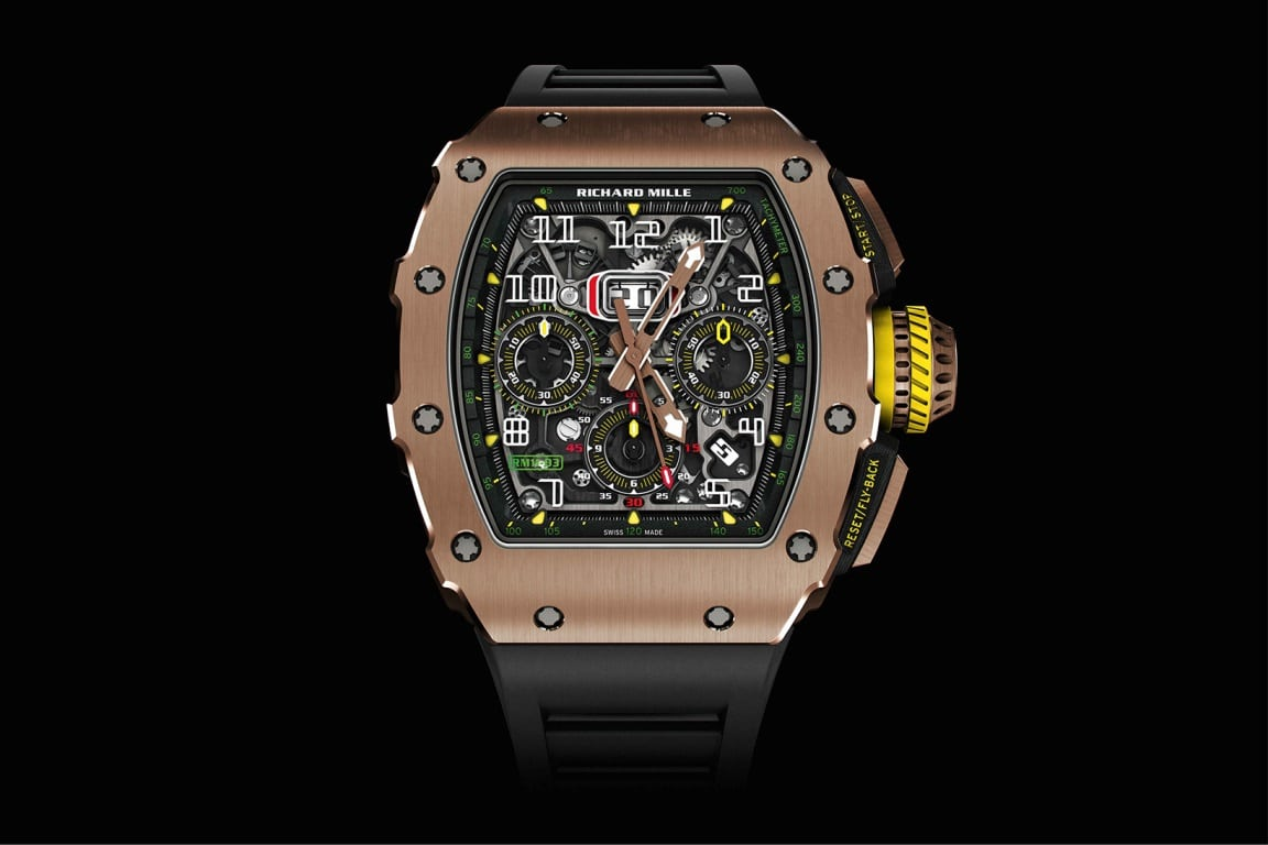 Richard Mille RM 11-03 Chronographe Automatique Flyback