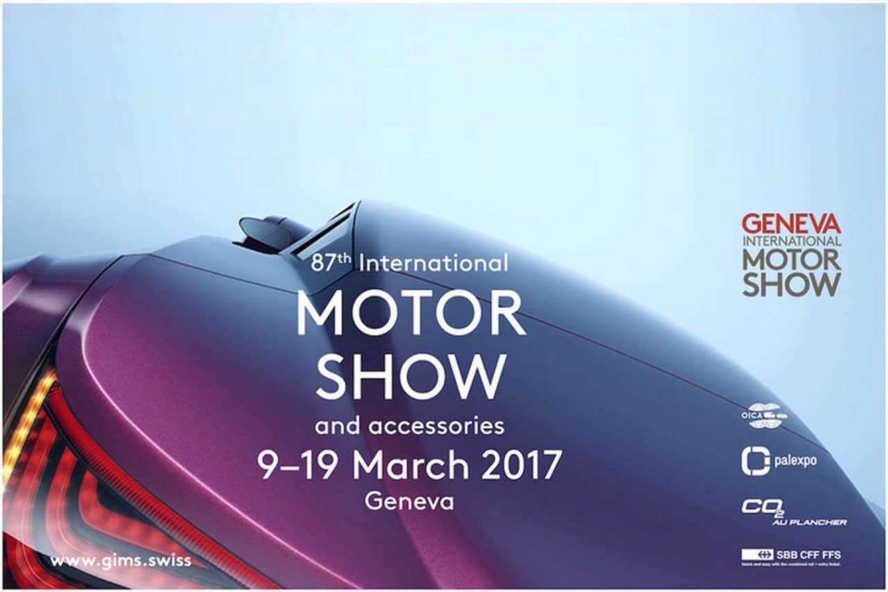 Retrouvez nos articles sur le Salon de Genève 2017 / See our articles on Geneva Motorshow 2017
