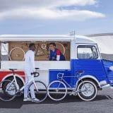 Citroën Type H : 70 ans fêtés avec le Coq Sportif