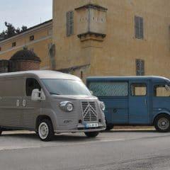Le retour du Citroën Type H pour ses 70 ans