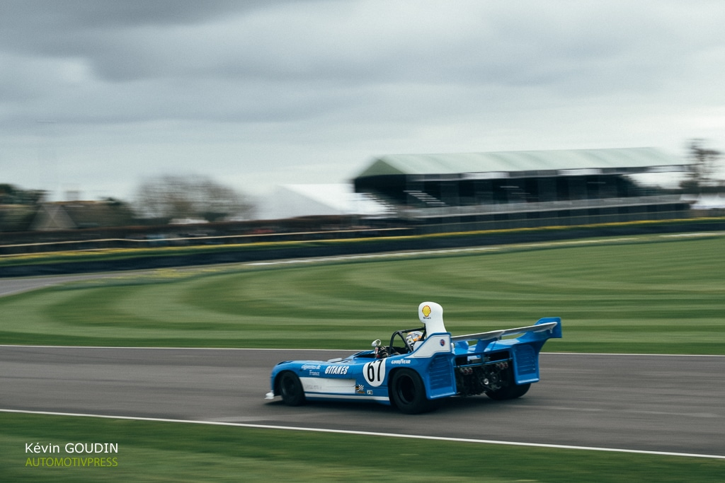 Goodwood 75 MM 2017 - Protos 3 litres 70's