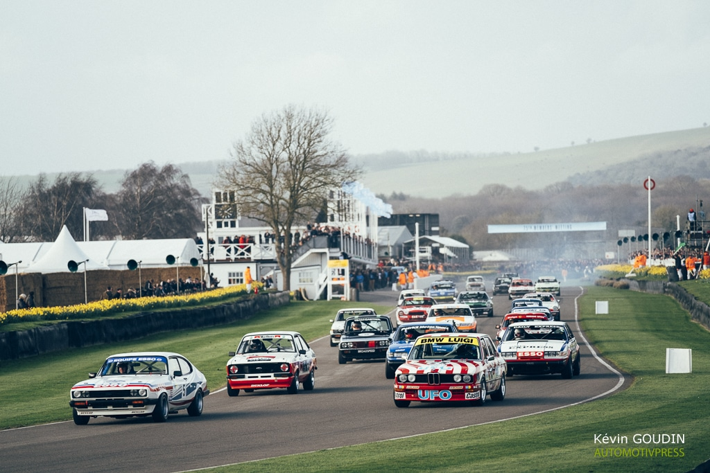 Goodwood 75 MM 2017 - Gerry Marshall