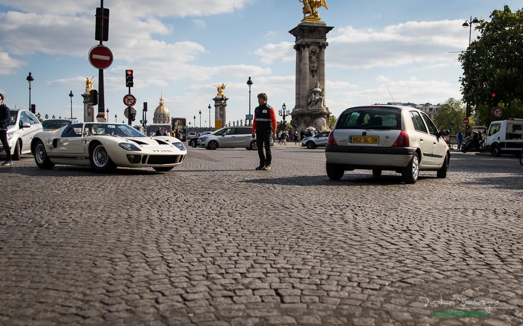 Tour Auto 2017 - Installation au Grand Palais - Raphael Dauvergne