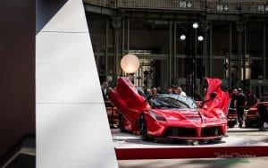 Tour Auto 2017 - Grand Palais - Ferrari LaFerrari Aperta - Raphael Dauvergne