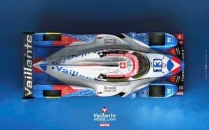 Vaillante Rebellion Motul - 24 Heures du Mans 2017