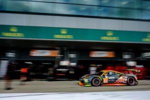 FIA WEC Silverstone LMGTE Am