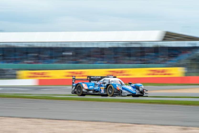 Alpine A470 LMP2 - 6 Heures de Silverstone FIA WEC