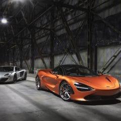 Nouvelle ère pour McLaren avec l'entrée en production de la 720S, Super Series deuxième du nom
