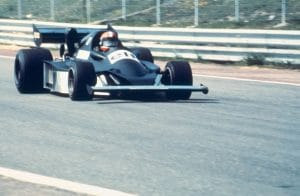 Alpine A500 1976