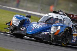FIA WEC Silverstone LMP2