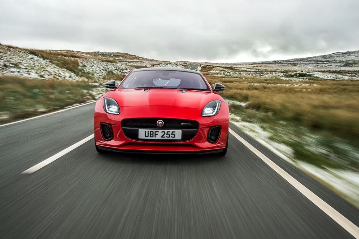 Jaguar F-Type 2.0L turbo