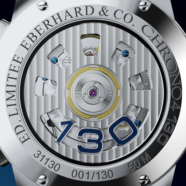 Eberhard & Co Chrono 4 130