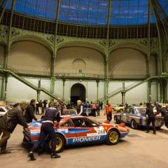 Tour Auto 2017 : Au cœur du Grand Palais pour un départ à la poussette !