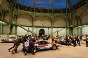 Tour Auto 2017 - Départ du Grand Palais