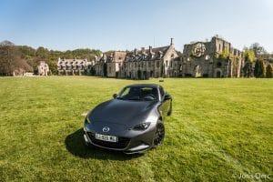 "Essai Mazda MX5 RF ""First Edition"" (121/150) - Tour Auto 2017 - Joris Clerc"
