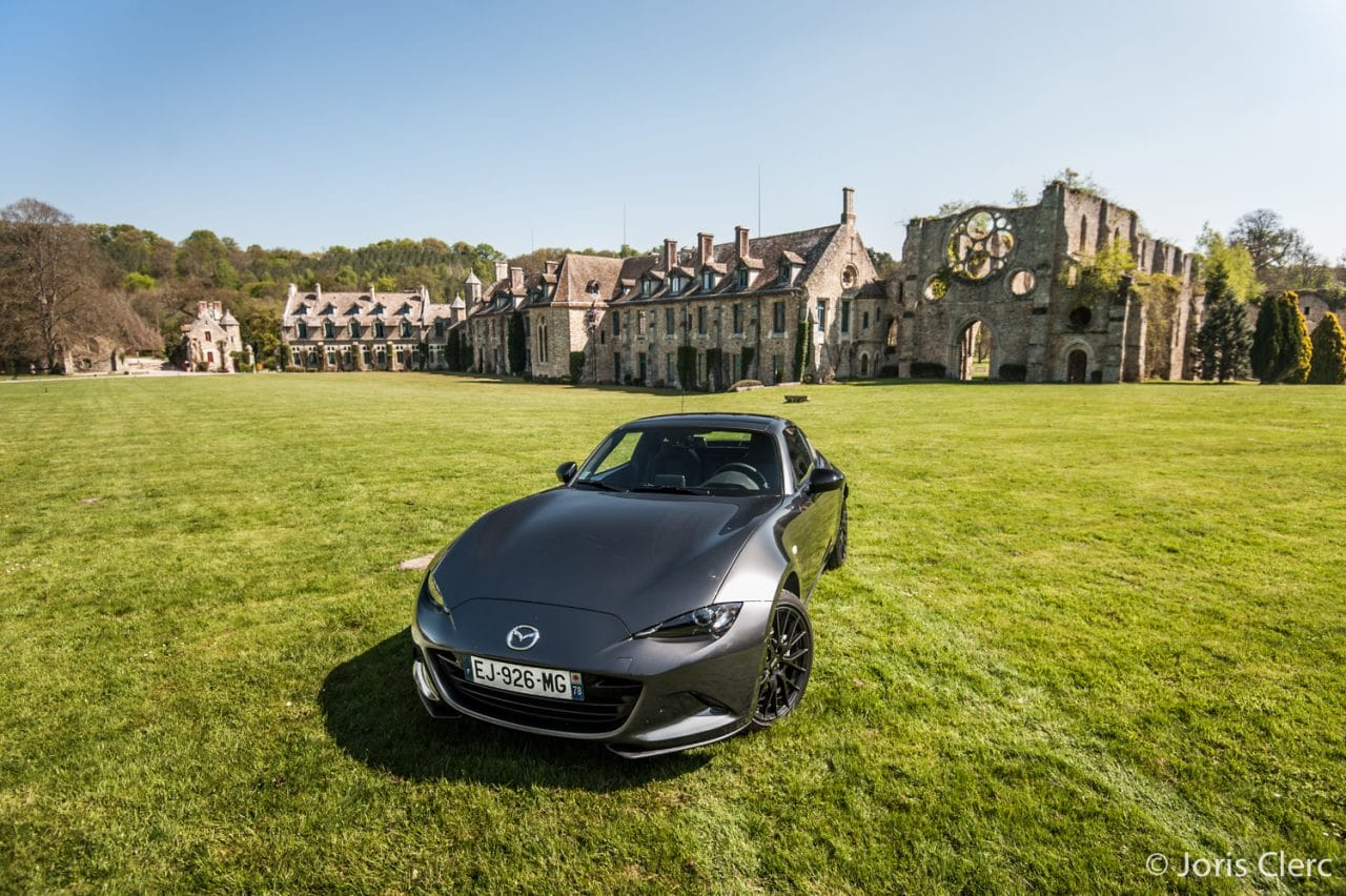 "Essai Mazda MX5 RF ""First Edition"" (121/150) – Tour Auto 2017 – Joris Clerc"