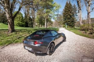 "Essai Mazda MX5 RF ""First Edition"" (121/150) - Tour Auto 2017 - Joris Clerc"