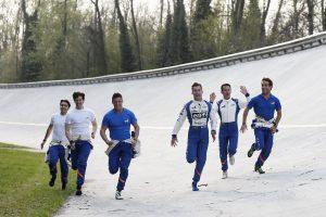 FIA WEC Prologue 2017 - Autodrome Monza - Team Signatech-Alpine 2017