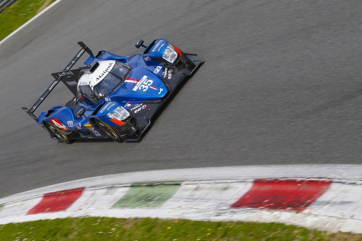 FIA WEC Prologue 2017 Monza – Alpine 3