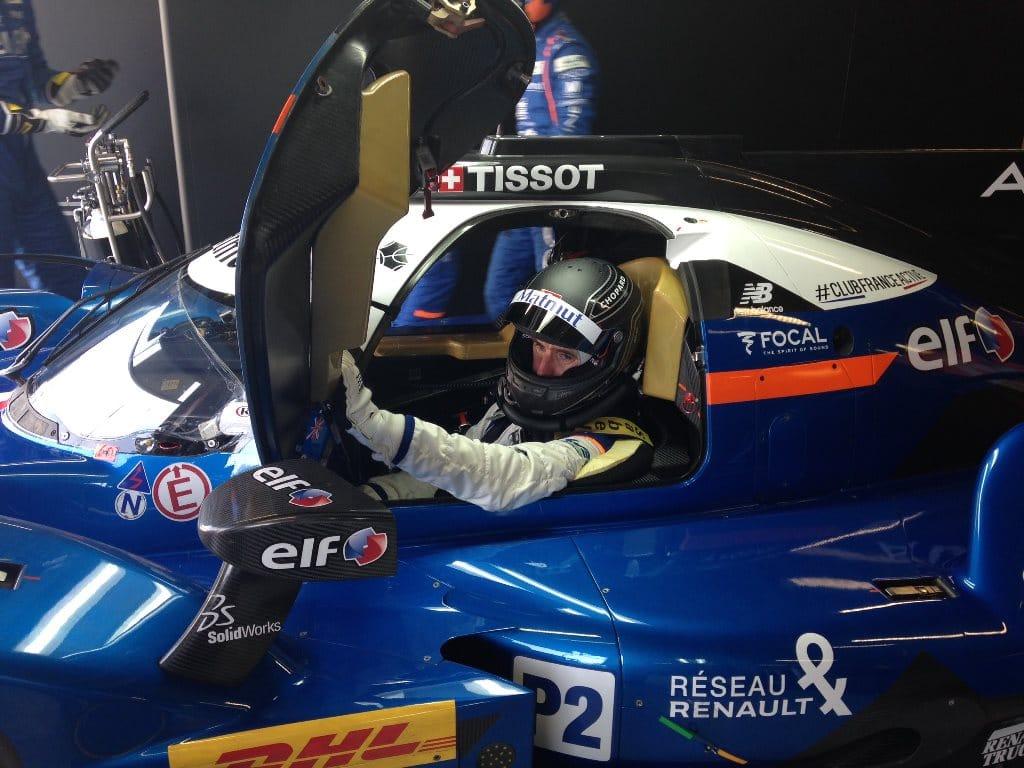 FIA WEC Prologue 2017 Monza – Alpine 5