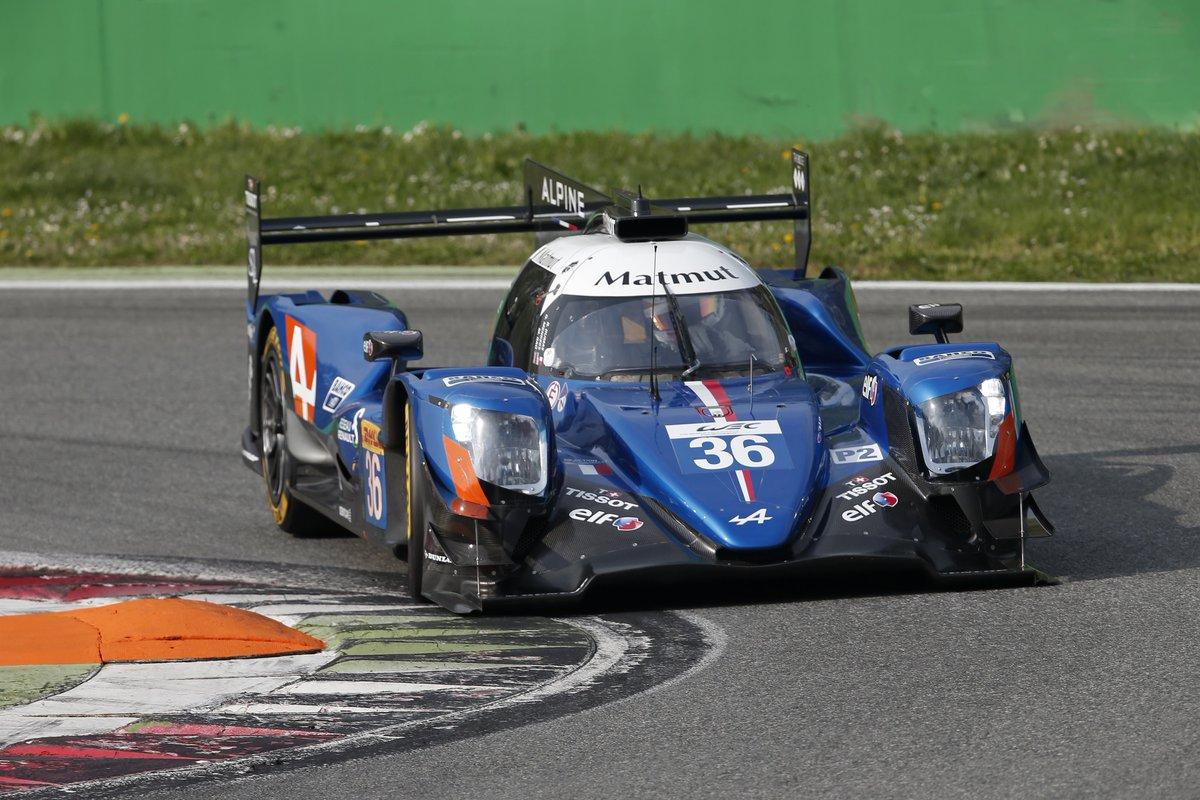 FIA WEC Prologue 2017 Monza – Alpine 7