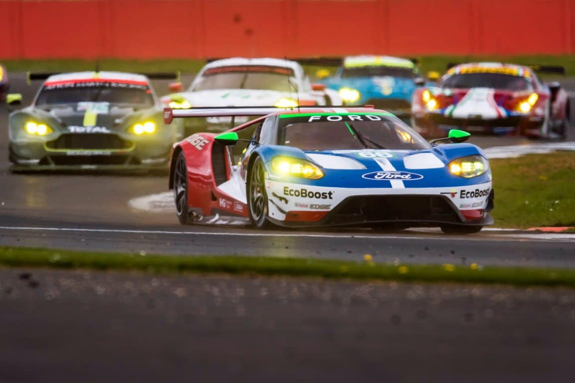 Ford GT Silverstone 2017-2