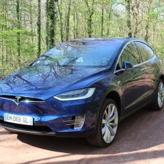 Essai Tesla Model X 90D : Le S.U.V.N.I