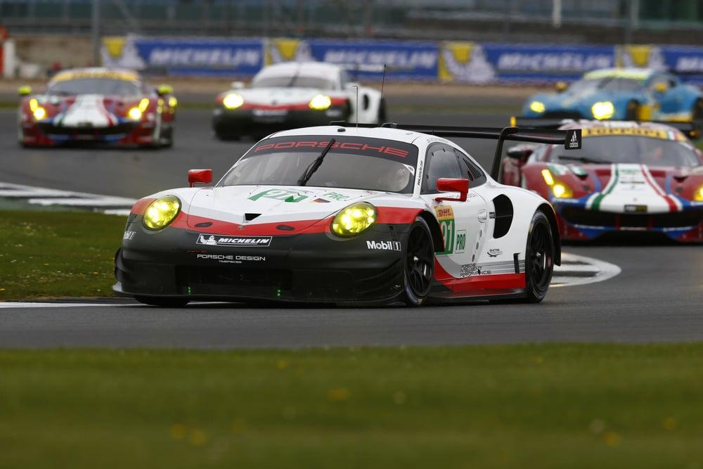 FIA WEC Silverstone LMGTE Pro