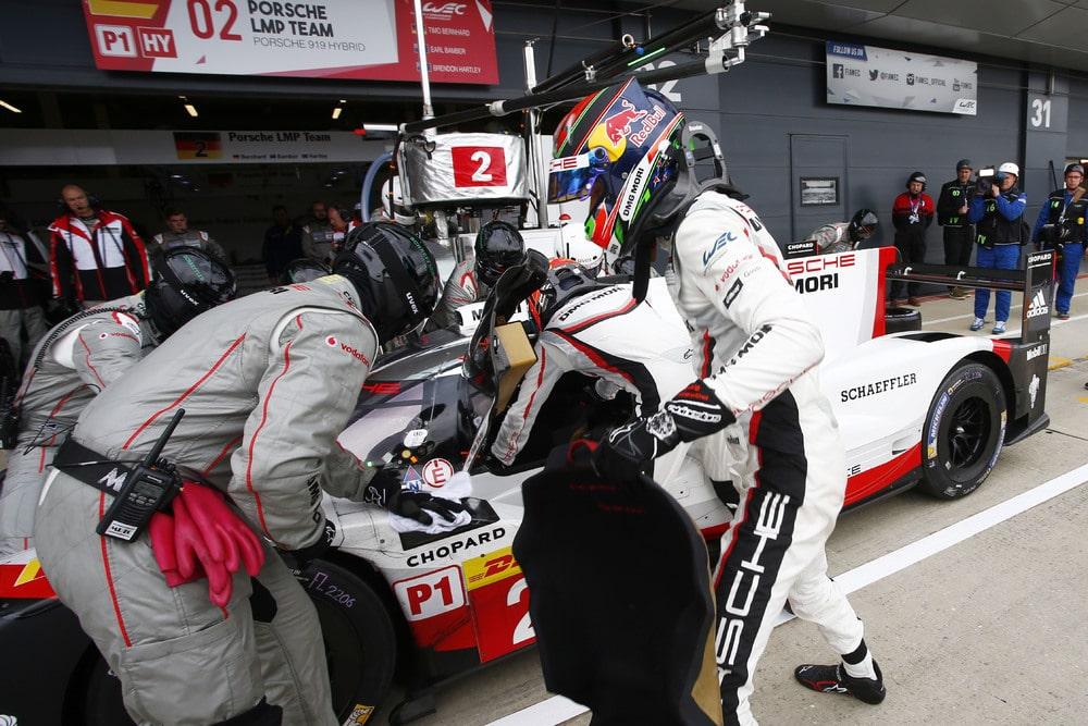 Porsche 919 Hybrid – FIA WEC Silverstone 2017