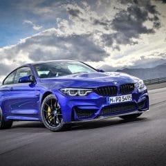 BMW M4 CS : Version intermédiaire