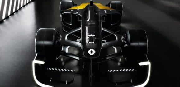 Renault R.S. 2027 Vision Concept : La Formule 1 du futur proche