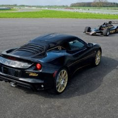 Lotus Evora Sport 410 GP Edition par Lotus Exclusive