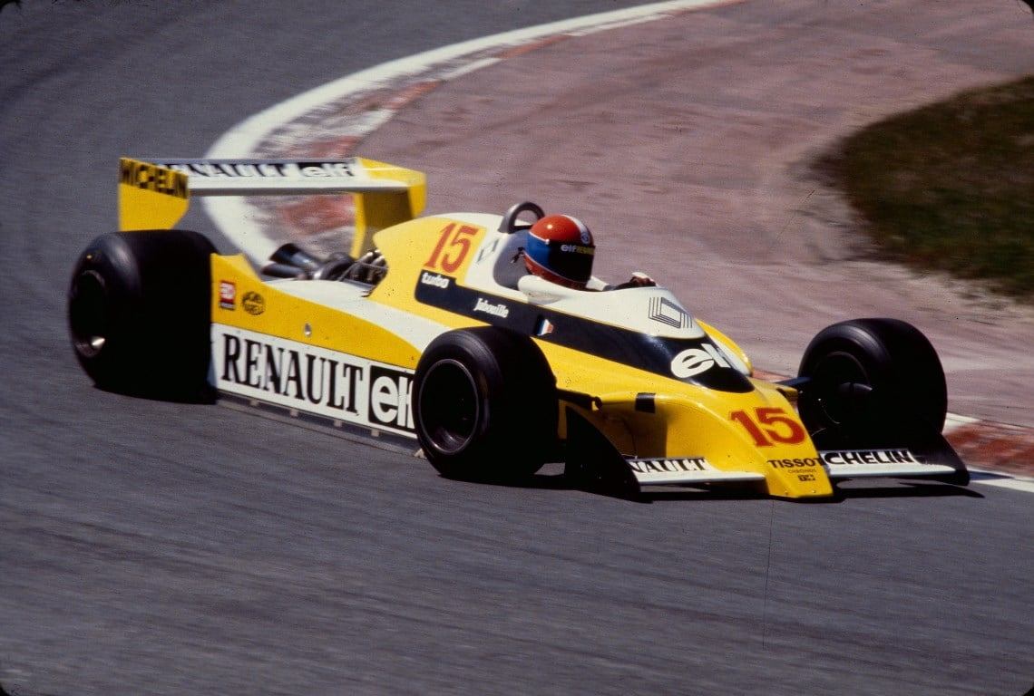 Renault RE10 1979
