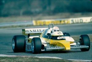 Renault RE20B 1981