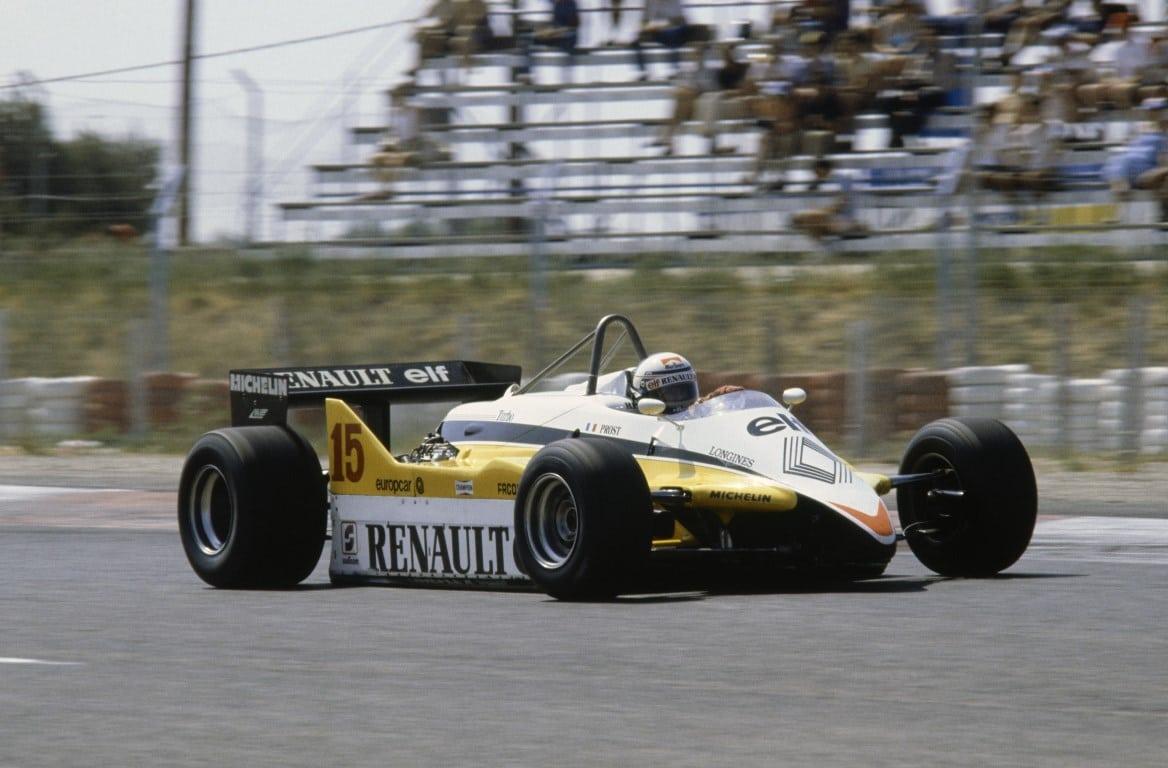 Renault RE30B 1982