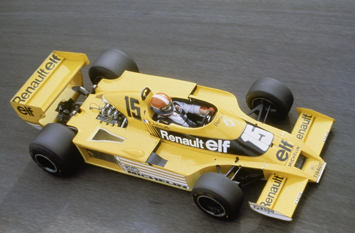 Renault RS01 1977