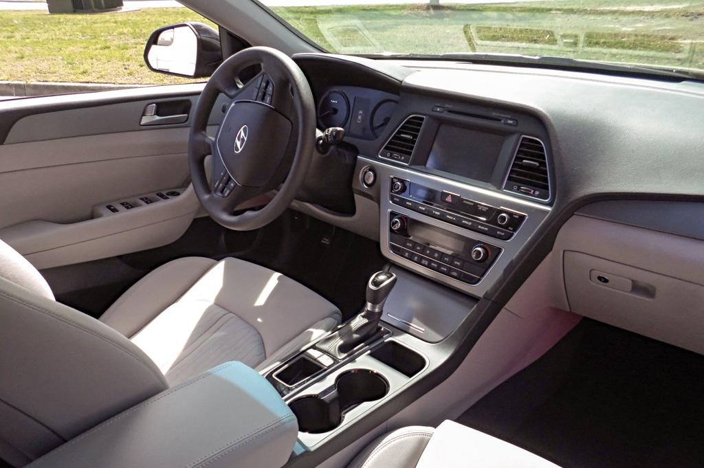 Hyundai Sonata Hybride