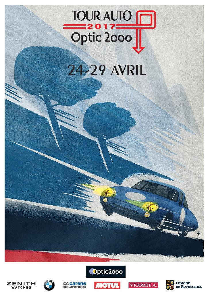 Retrouvez nos articles sur le Tour Auto 2017 / See our articles on Tour Auto 2017