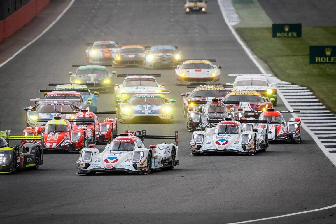 Vaillante Rebellion LMP2 – 6 Heures de Silverstone FIA WEC