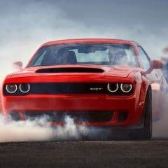 Dodge Challenger Demon : 840 chevaux… cabrés !