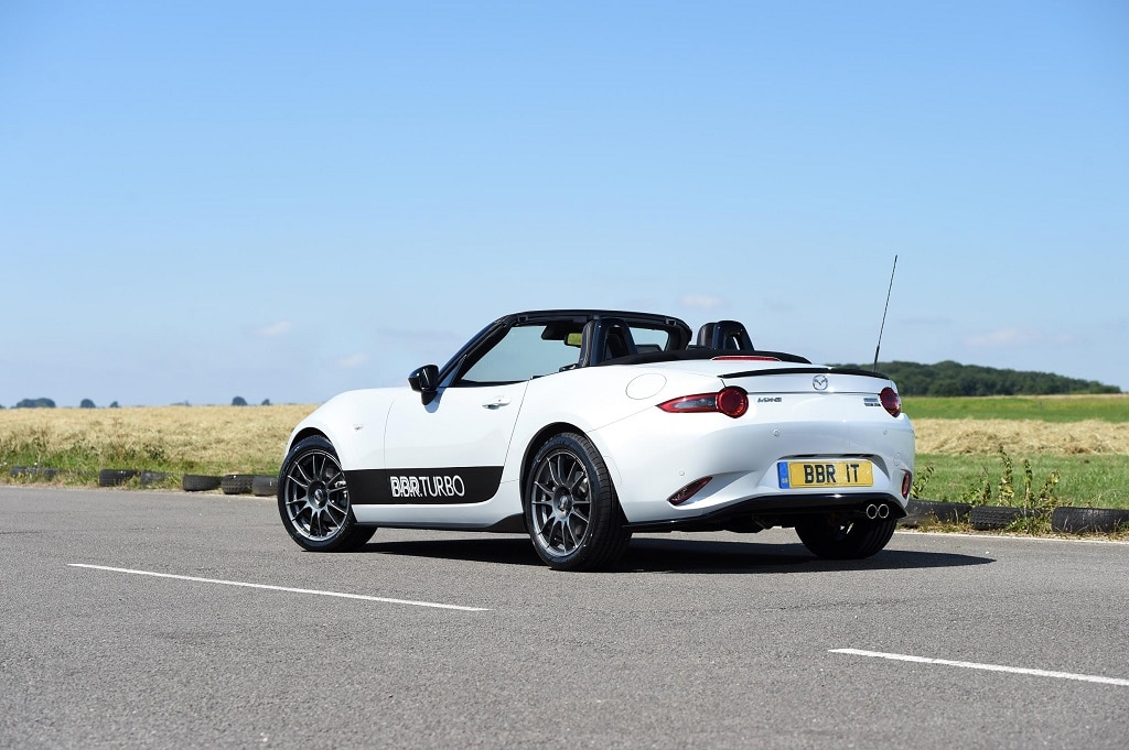 Mazda MX-5 ND Turbo