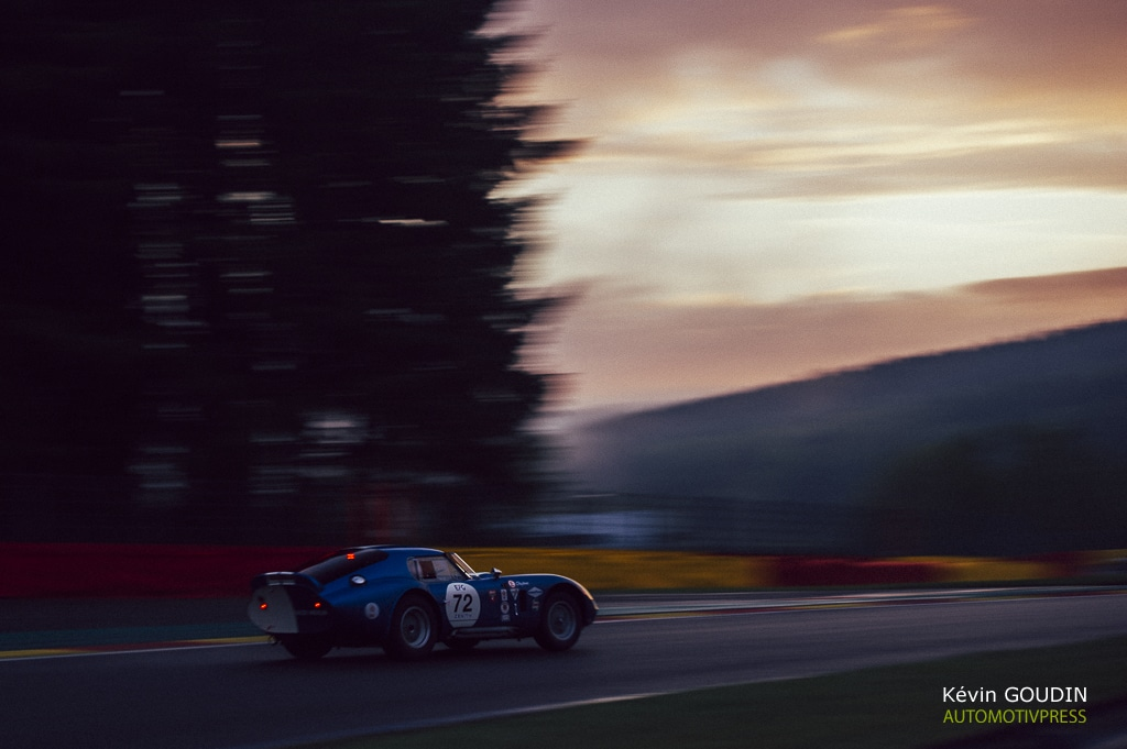 Spa Classic 2017, Sixties' Endurance - Kevin Goudin