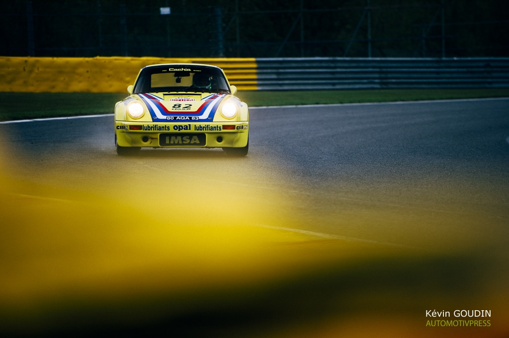 Spa Classic 2017, Classic Endurance Racing 1 - Kevin Goudin