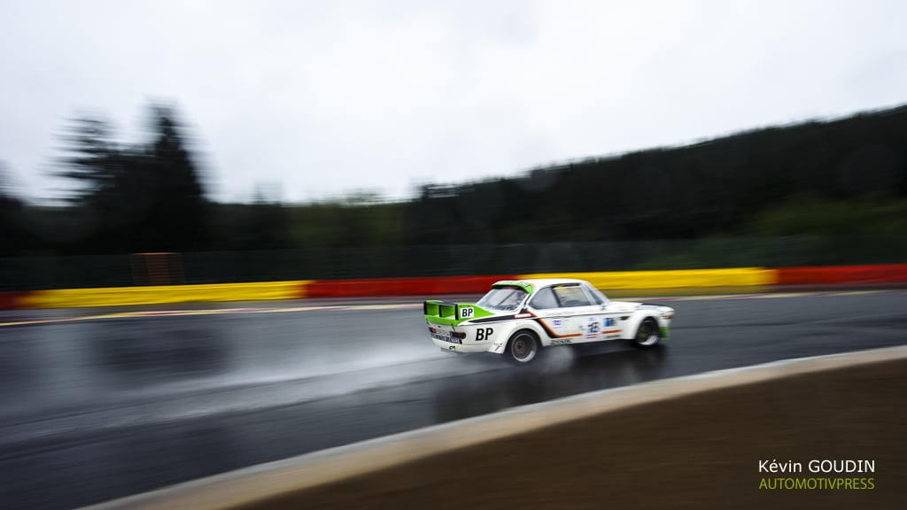 Spa Classic 2017, Heritage Touring Cup - Kevin Goudin