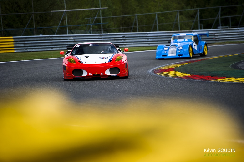 Spa Classic 2017, BPR/UltraCars/GT1 - Kevin Goudin